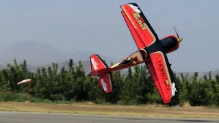 Marcos IATRINO - Flight - The Beast | Andes Jets 2014