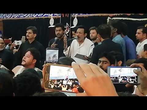 Hassan Sadiq and Ali Abbas Live Noha 2019 in Islamabad - Moula Meri Hay Dua