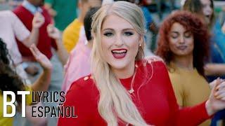 Meghan Trainor - Better When I'm Dancing (Lyrics + Español) Video Official