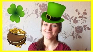 Saint Patrick's day is coming! Witty Smithey