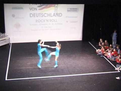 Lisa Griazeva & Nicolai Schneickert - Großer Preis von Deutschland 2007