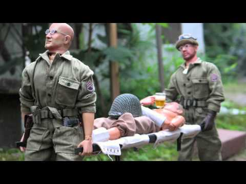Marwencol | OFFICIAL trailer US (2010) ComicCon SXSW Silverdocs IFF Boston