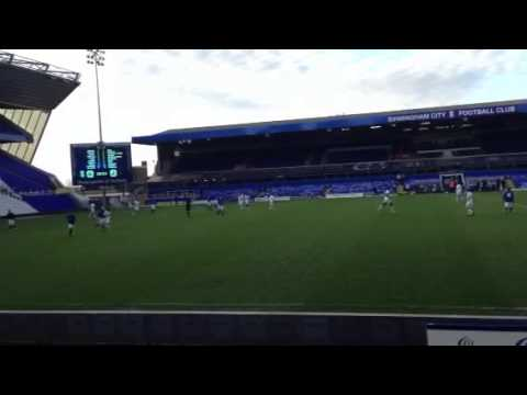 Birmingham City U16 Vs Tottenham Hotspur Fc at St Andrews S