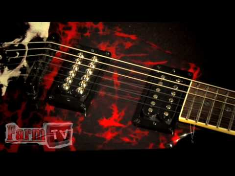 Dean Michael Amott Tyrant Bloodstorm Guitar Product Spotlight | Farm TV Reviews | TheMusicFarm.com