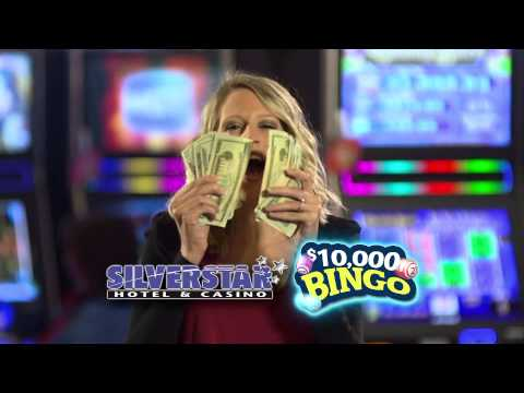 $10,000 BINGO