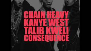 Watch Kanye West Chain Heavy video