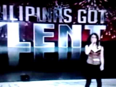 Pilipinas Got Talent. Season 4 _2013  The Miss Tres.. Sex Bomb......