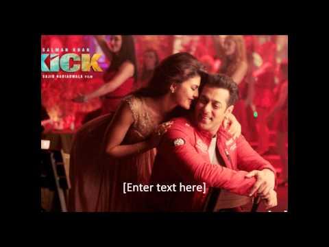 Kick ***** Jumme Ki Raat (full Song)(hd)(1080p)w lyrics...salman Khan&jacqueline...2014 video