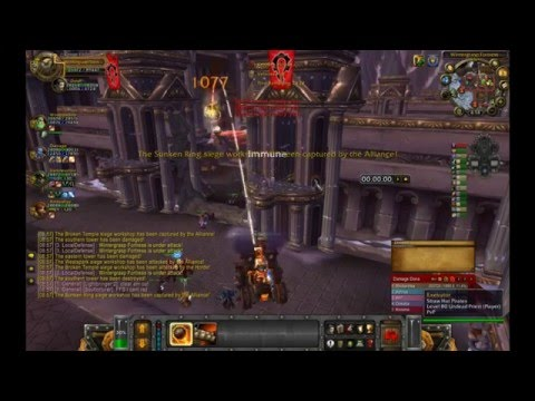 Wintergrasp Master Daish - Tenacity Win