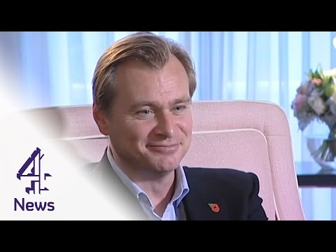 Christopher Nolan on Interstellar, science fiction & space | Channel 4 News