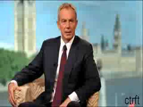 Tony Blair -  'Radical Islam 'worlds greatest threat' - Interview (09-2010)
