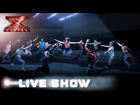 #XF8: tutti pronti per il primo Live Show