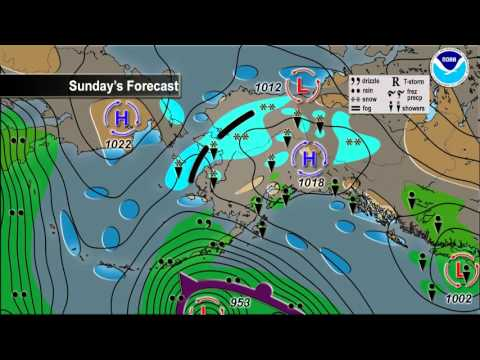 October 24, 2015 Alaska Weather Daily Briefing