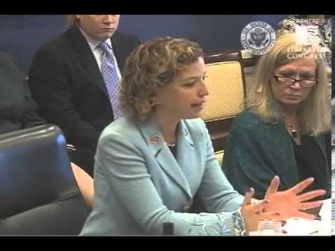 Debbie Wasserman Schultz and her staff's malnutrition
