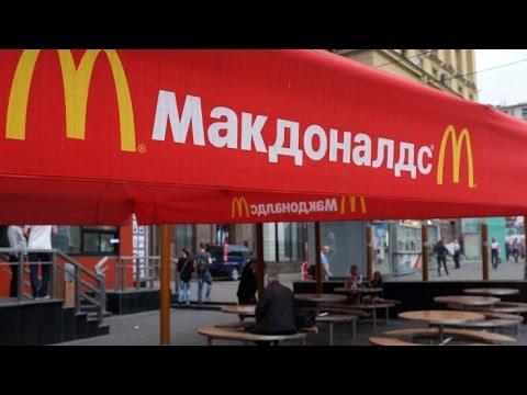 McDonald's, Coca-Cola Wage War on Russia?