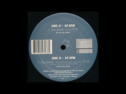 Resource - Eye Jenner (Marco Botelli Sueno Latinos Mix) (Acid Trance 2001)