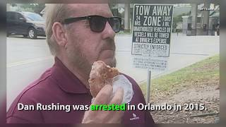 Man Arrested For Doughnut Glaze Gets Huge Payout