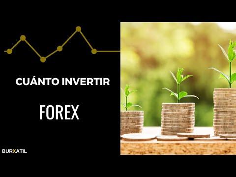 Forex trading en español | Cuánto es lo mínimo para invertir