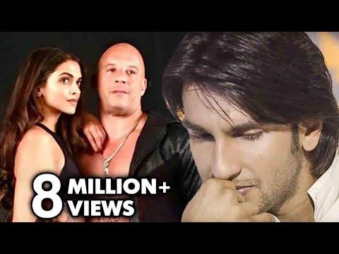 Deepika Padukone - Vin Diesel Affair, Ranveer Singh Breaks Up With DP?