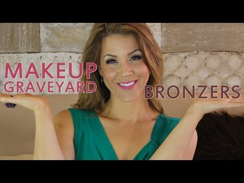 MAKEUP GRAVEYARD : Powder Bronzers