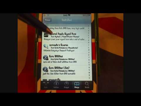 How to customize your iPhone 4s, iPhone 4, 3gs, 3g, 2g Music Videos