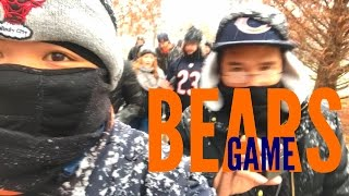 Jerome Vlogs: Bears Game