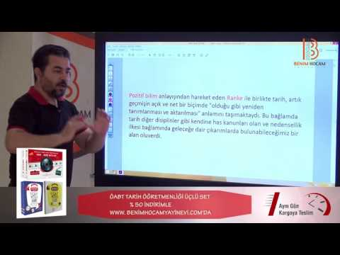 1) Tarih Alan Eğitimi - I - Selami Yalçın (2017)