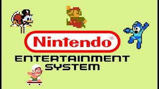 Top 40 best NES platform games