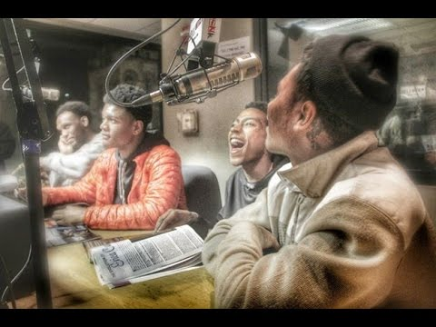 SCUDDA BROS 101.1 WIZZ NATI CHRISTMAS INTERVIEW WITH DON JUAN .