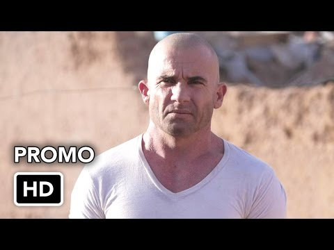 "Prison Break 5x02 Promo ""Kaniel Outis"" (HD)"