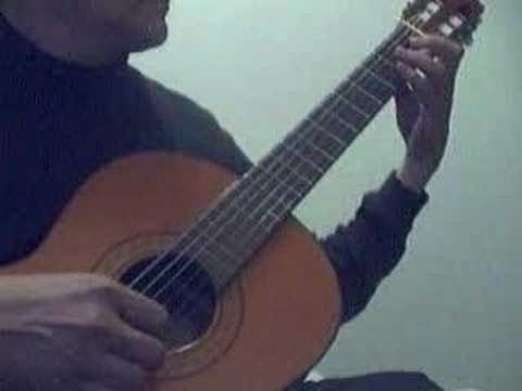 Antonio Lauro - El Negrito - Work for Guitar