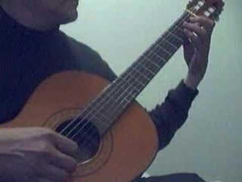 Antonio Lauro - El Negrito - Work for Guitar