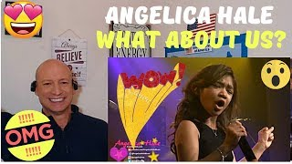 ANGELICA HALE - WHAT ABOUT US (Pink)   2018 ORGAN PROJECT, TORONTO   REACTION!