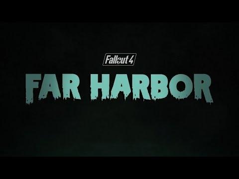 Fallout 4 Трейлер DLC Far Harbor