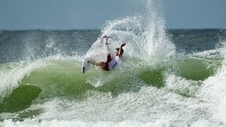 Round Two Highlights - Quiksilver Pro Gold Coast 2013