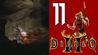 Let's Play Diablo II (BLIND) Part 11: SALAMANDERS ARE NOT SNAKES