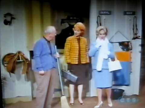 The Lucy Show Lucille Ball Amp William Frawley Reunion