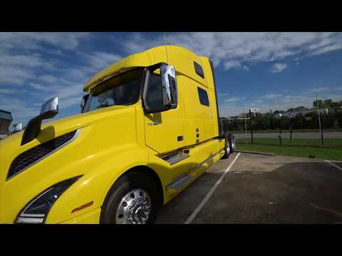 Дальнобой США // А вот и новая машинка // Volvo VNL 860