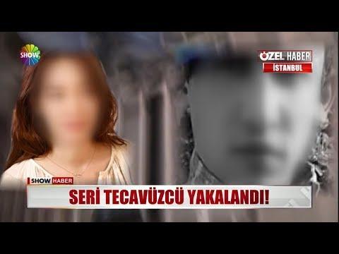 Seri tecavüzcü yakalandı!
