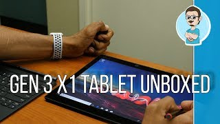 Lenovo ThinkPad X1 Tablet (Gen 3) | Unboxing & First Impressions!