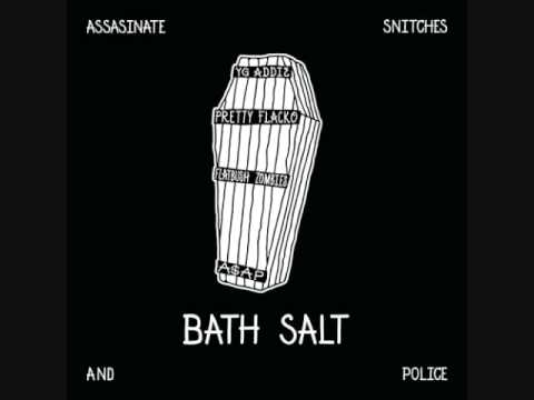 Bath Salt Asap Mob Asap Mob Bath Salt ft