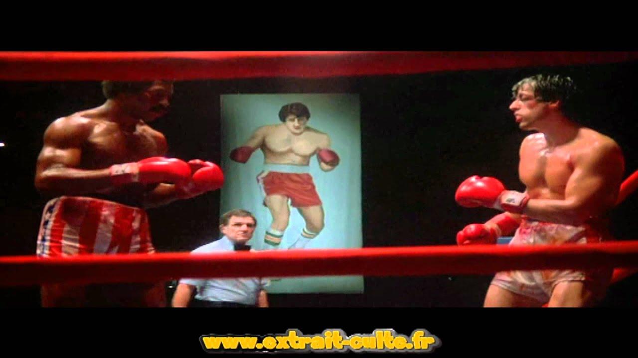 Extrait Culte N°2 Rocky 1 Le combat final Rocky Balboa VS ...