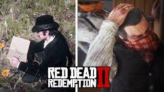 LA VERDAD DETRÁS DE DUTCH VAN DER LINDE en Red Dead Redemption 2