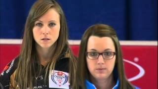 Rachel Homan vs. Val Sweeting - 2015 Home Hardware Canada Cup of Curling -  Womens Final