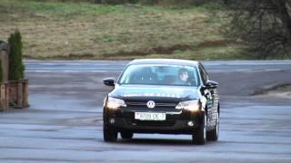 Тест-драйв Volkswagen Jetta