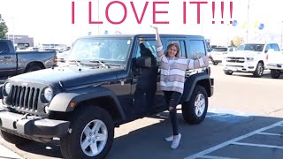 CAR SHOPPING WITH KESLEY | THE LEROYS