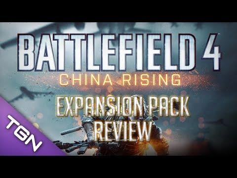 Battlefield 4 - China Rising Dlc Map Review video