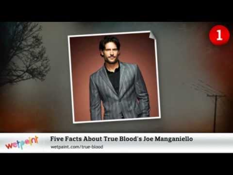 Five Facts About True Blood's Joe Manganiello