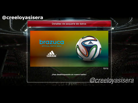 PES2014 | Actualización 1.10 Paquete Datos 5.00 | Pro Evolution Soccer