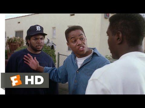 Boyz n the Hood (5/8) Movie CLIP - Doughboy vs. Mama's Boy (1991) HD
